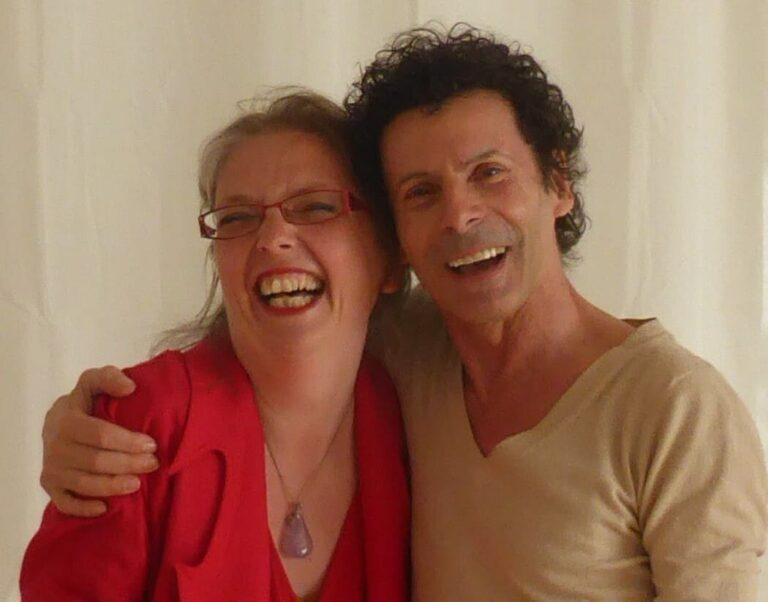 Rafael Baile et Claire Gendre